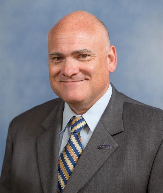 Ed Klotzbier, Vice Chancellor